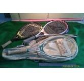 ไม้เทนนิส 3 ชุด พร้อมกระเป๋าเหมารวม